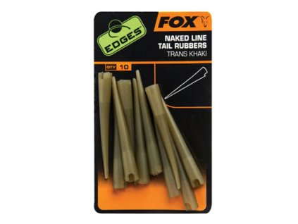 EDGES™ Naked Line Tail Rubbers (Varianta EDGES™ Naked Line Tail Rubbers - Tail Rubbers)