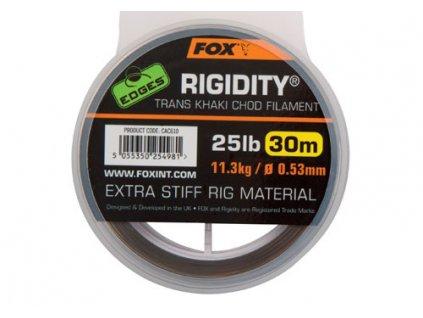 EDGES™ Rigidity® (Varianta EDGES™ Rigidity® - Trans Khaki 25lb/0.53mm)