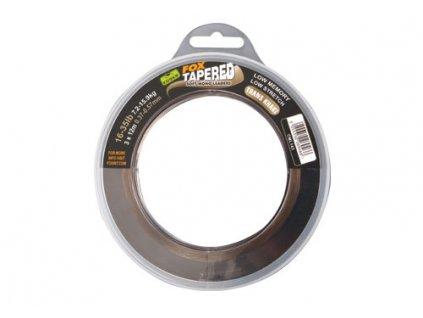 EDGES™ Soft Tapered Leader (Varianta EDGES™ Soft Tapered Leader - 12-30lb 0.33 - 0.50 Trans Khaki)