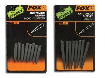 EDGES™ Tungsten Anti Tangle Sleeves (Varianta EDGES™ Tungsten Anti Tangle Sleeves - Standard)