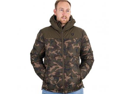 FOX Camo/Khaki RS Jacket (Varianta Small)