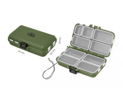 Krabice Delphin TBX Duo 114-9P