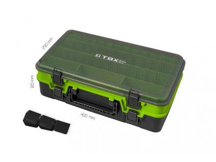 Krabice Delphin TBX EasyDuo 385-10P