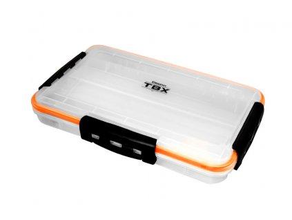 Krabice Delphin TBX One 360-1P Clip WP (Varianta Krabice Delphin TBX One 360-1P Clip WP - 360x230x50mm)