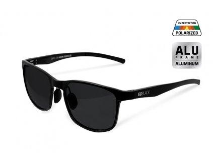 Polarizační brýle Delphin SG BLACK černá skla