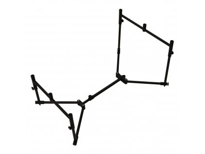 Stojan Gardner Black Shadow Mini Pod (3 Rod)