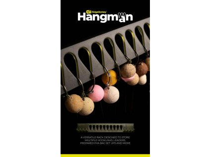 RidgeMonkey Hangman Rig Rack-věšák na návazce