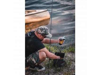 Giants fishing Prut Deluxe Carp Spod 12ft 5lb 2pc