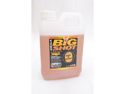 Booster Solar -  Mega Big Shot (Varianta SOLAR Top Banana (Caramel Toffee) Mega Big Shot Liquid 1,1 Ltr)