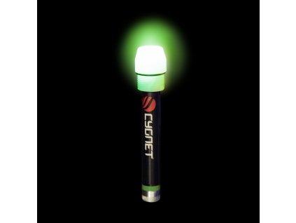 Cygnet Světýlko k tyčové bójce - Spot Marker (Varianta Cygnet Světýlko k tyčové bójce (zelená) - Spot Marker - Green)