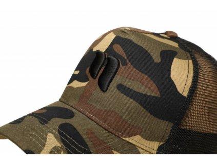 Kšiltovka Síťovaná Camu Nikl Logo (Varianta Kšiltovka Síťovaná Camu Nikl Logo)