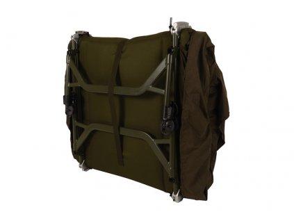 Lehátko + spací pytel Solar - SP C-TECH Sleep System Chair (Varianta Komplet - SP C-TECH Sleep System (lehátko SP Bedchair + 5-Season spací pytel + přehoz))