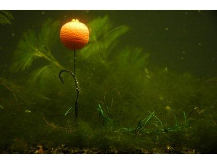 Maskovací řasa - Weedy Wrap (Varianta Weed Wrap  Brown 2 m)