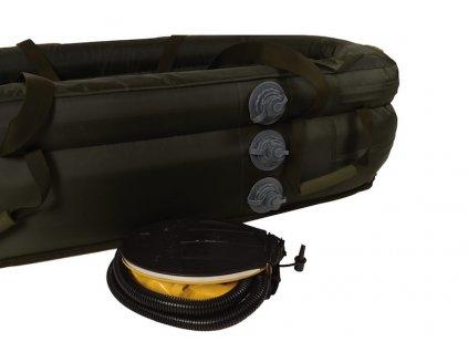 Nafukovací podložka Solar - SP Inflatable Unhooking Mat (Varianta Nafukovací podložka - SP Inflatable Unhooking Mat)