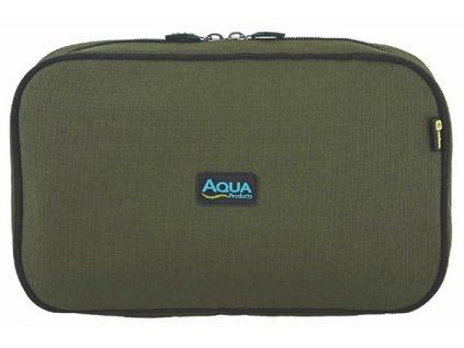 Pouzdro na návazce - RIG WALLET BLACK SERIES (Varianta Aqua Pouzdro na návazce - Rig Wallet Black Series)