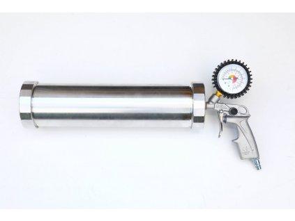 Výtlačná pistole na boilie těsta vzduchová (Varianta Výtlačná pistole - Pneumatic 900ml/1,5 kg vzduchová)