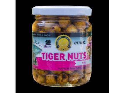 LK Baits Tiger Nuts Natur Tygří ořech 220 ml