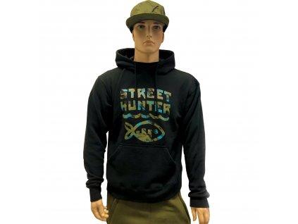 mikina street hunter