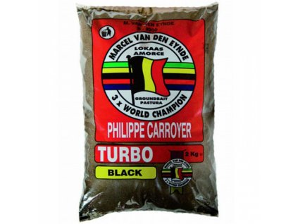 MVDE Turbo black
