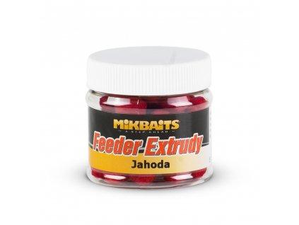 Měkké feeder extrudy 50ml - Jahoda
