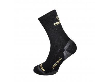 Mikbaits oblečení - Ponožky Mikbaits Thermo 43-46