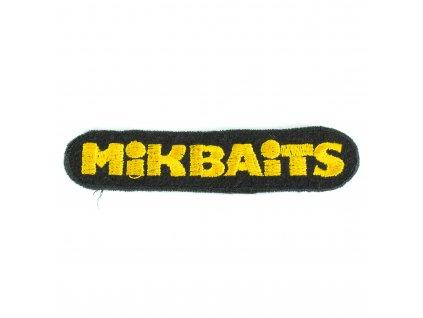 Propagační předměty - Nášivka Mikbaits oválná