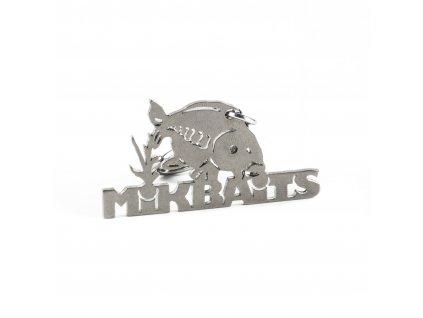 Propagační předměty - Klíčenka Mikbaits s kapříkem