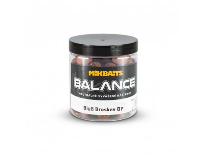 BiG balance 250ml - BigB Broskev Black pepper 24mm
