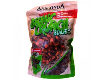 boilies anaconda bionic crunch boilies 1kg 20 mm