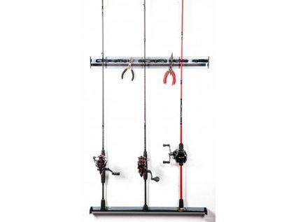 organizer iron claw wall rod tool organizer