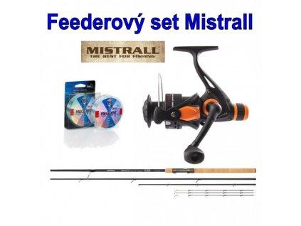 feederovy set mistrall stratus 360m
