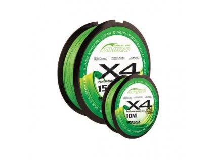 vlasec mistrall shiro braided line x4 150m