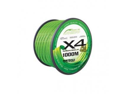 snura mistrall shiro braided line x4 1000m
