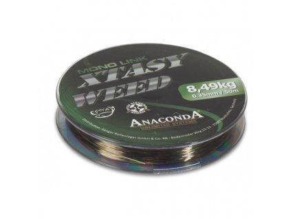 anaconda xtasy weed mono link 50m 050mm