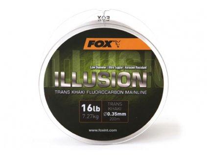 Illusion® Mainline (Varianta Illusion® Mainline - Trans Khaki 16lb/0.35mm)