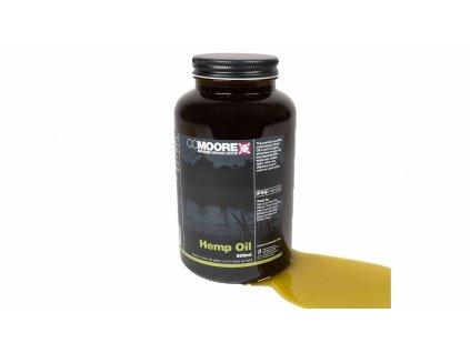 CC Moore oleje 500ml - Hemp oil