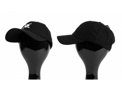 CC Moore oblečení - Čepice Trucker Black