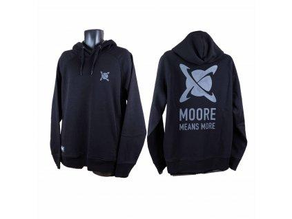 CC Moore oblečení - Mikina černá XXL
