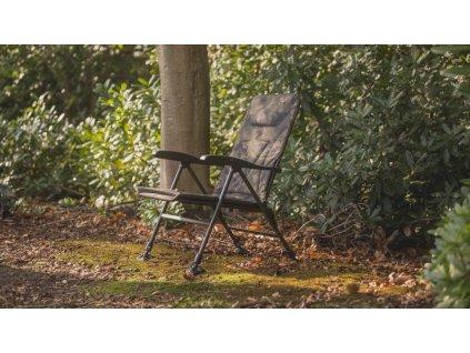 Solar - Křeslo - Undercover Camo Recliner Chair (Varianta Solar - Křeslo - Undercover Camo Recliner Chair)