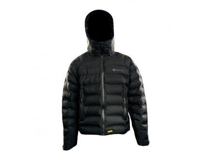 RidgeMonkey: Bunda APEarel Dropback K2 Waterproof Coat Black Velikost XXL