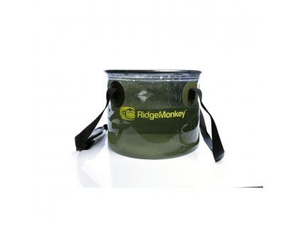 RidgeMonkey: Kbelík Perspective Collapsible Bucket 15l