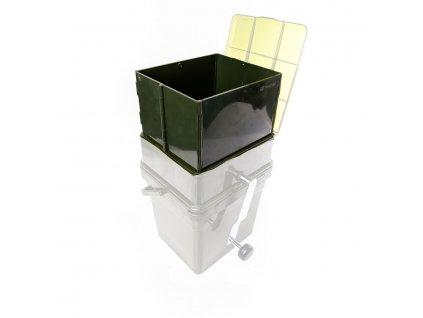RidgeMonkey: Násypka Hopper Extension for Advanced Boilie Crusher