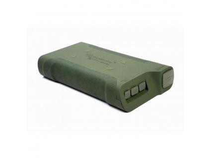 RidgeMonkey: Powerbanka Vault C-Smart Wireless 77850mAh Green