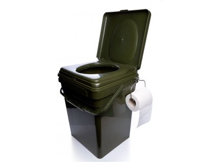 RidgeMonkey: Toaletní sedátko Cozee Toilet Seat Full Kit
