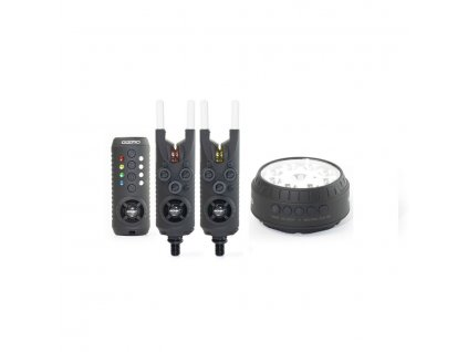 Sonik: Sada hlásičů Gizmo 2+1 Alarm + Bivvy Lamp