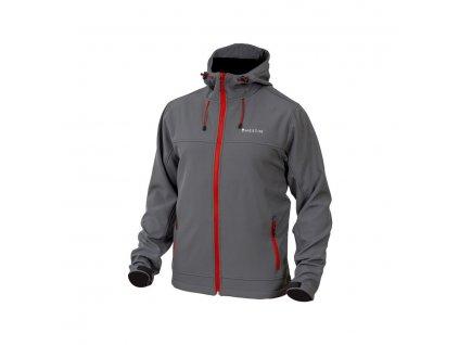 Westin: Bunda W4 Softshell Jacket Steel Grey Velikost S
