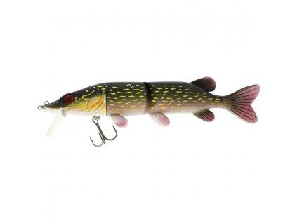 Westin: Hybridní nástraha Mike the Pike 28cm 185g Low Floating Pike