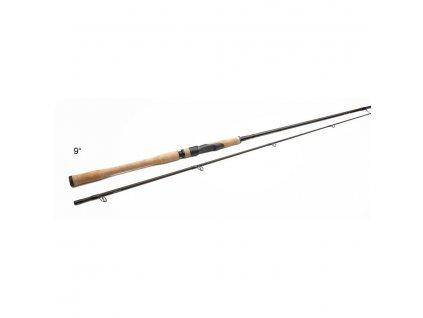 Westin: Prut W4 Powershad 9' 2,7m XH 30-90g 2 díly