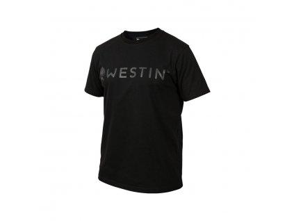 Westin: Tričko Stealth T-Shirt Black Velikost L