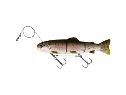 Westin: Wobler Tommy the Trout (HL) Inline 20cm 90g Rainbow Trout Sinking